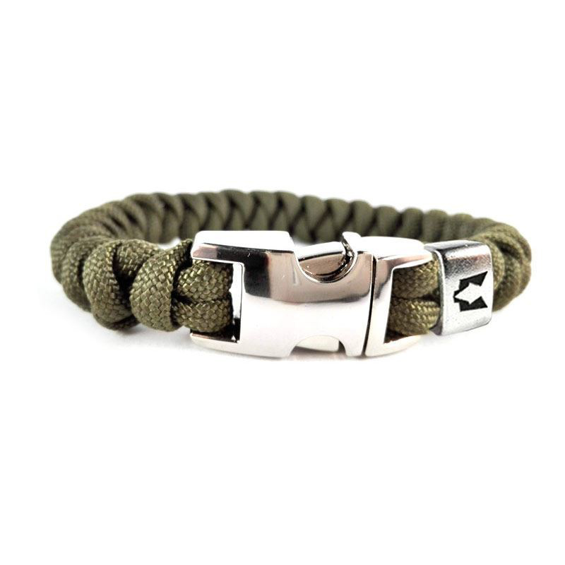 Afbeelding van Wolfs Tail | Army green
