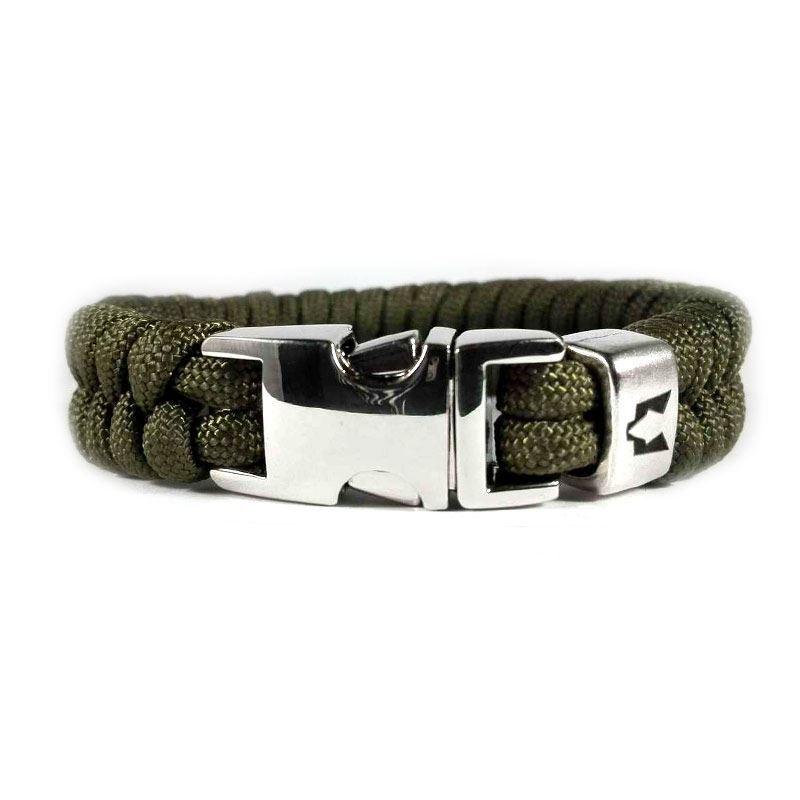 Bild von Wolfs Spine | Army green