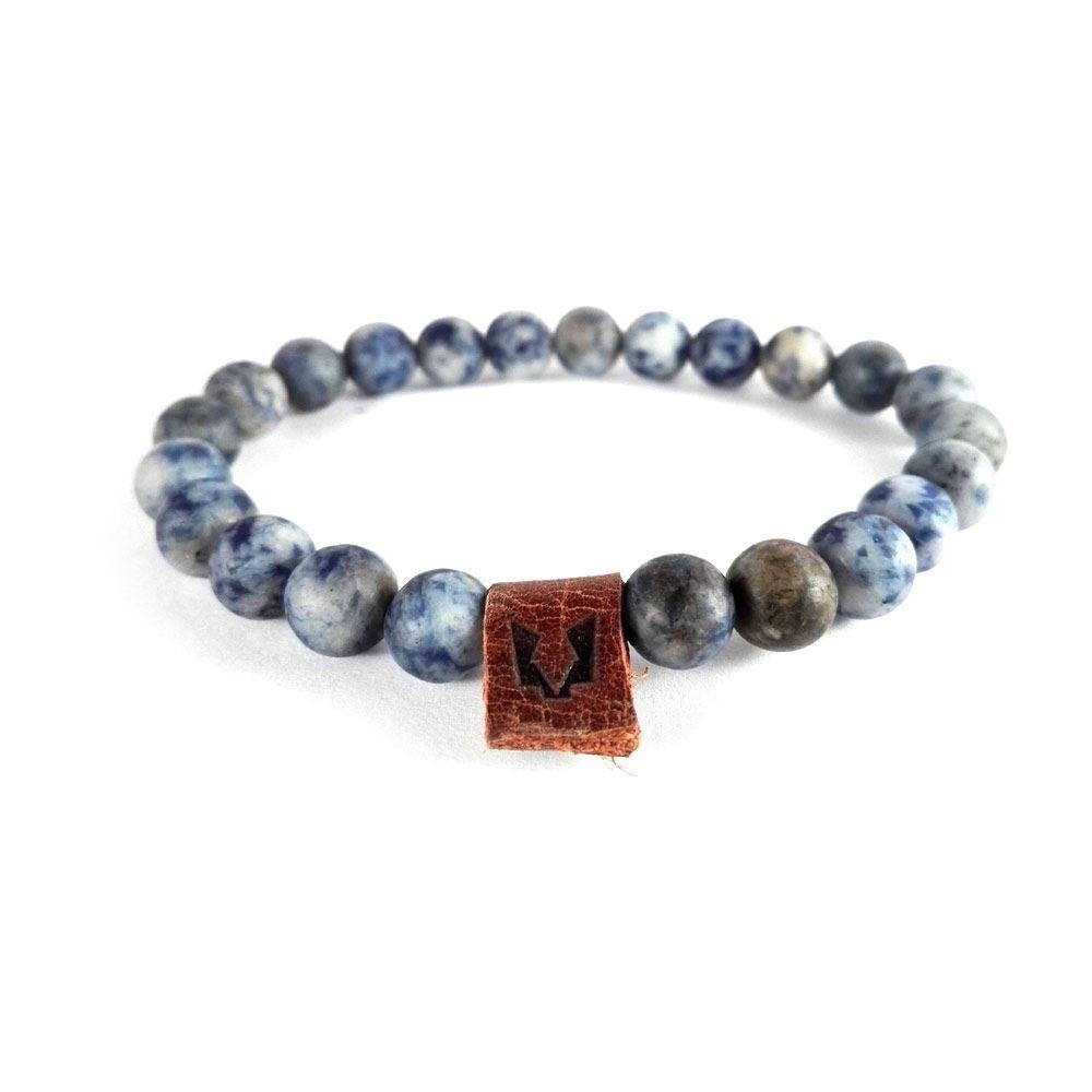 Bild von Stone beads | Blue Sodaliet - 8mm