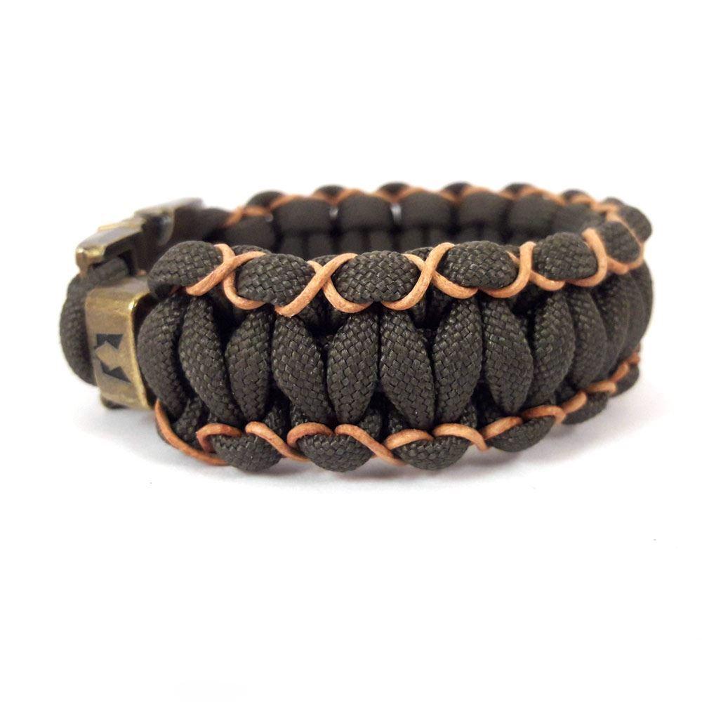 Afbeelding van Wolfs claw | Leather stitch