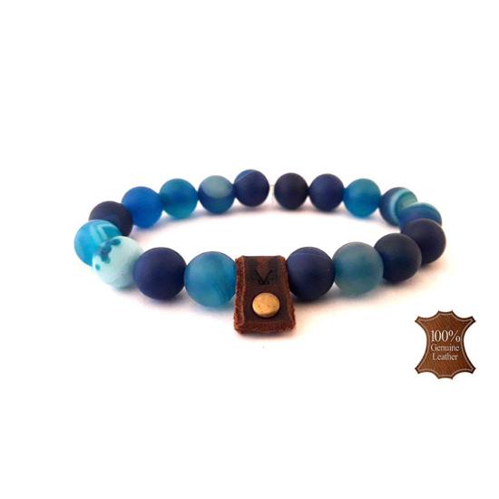 Bild von Stone beads | 10mm Blue gem