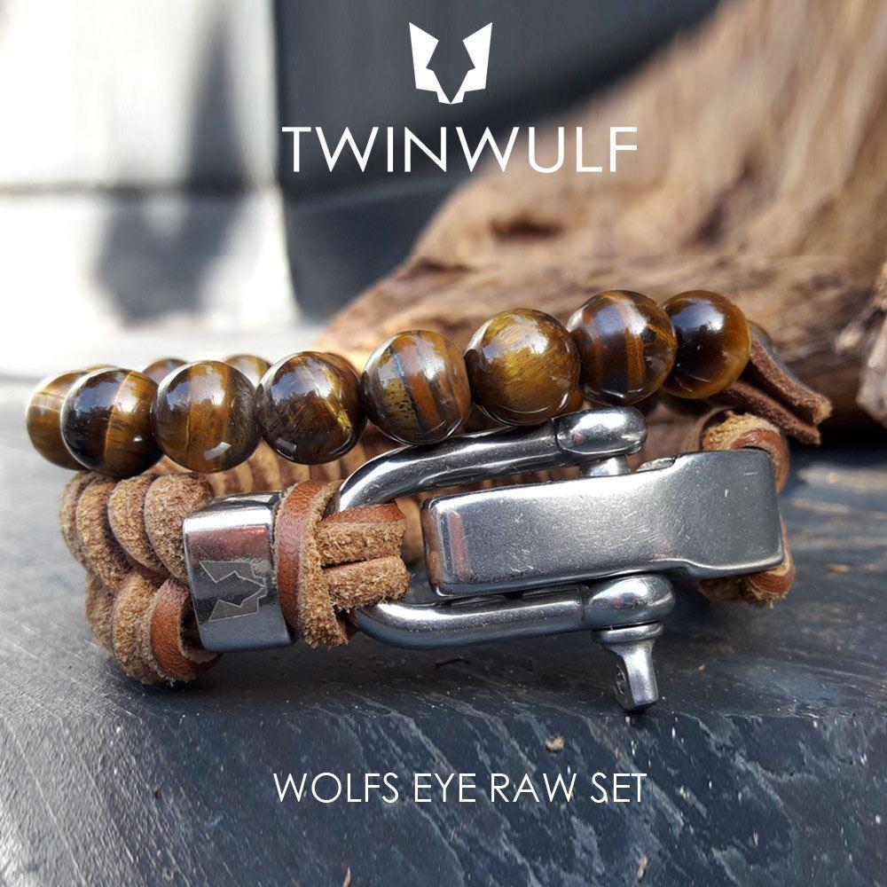 Bild von Stone beads | Wolfs Eye - 10mm
