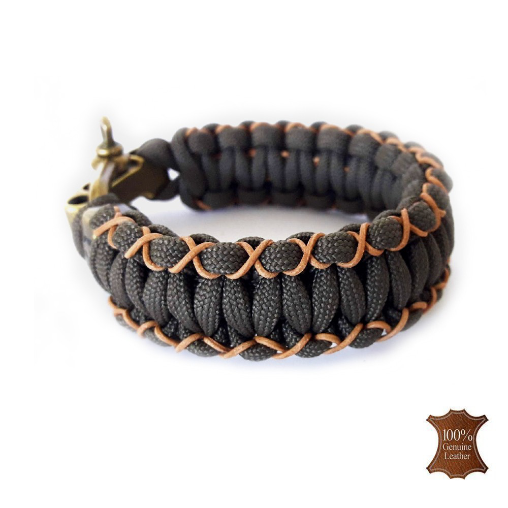 Bild von Wolfs claw | Leather stitch - Dshackle