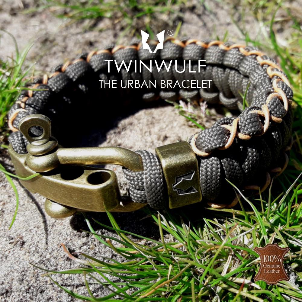 Afbeelding van Wolfs claw | Leather stitch - Dshackle