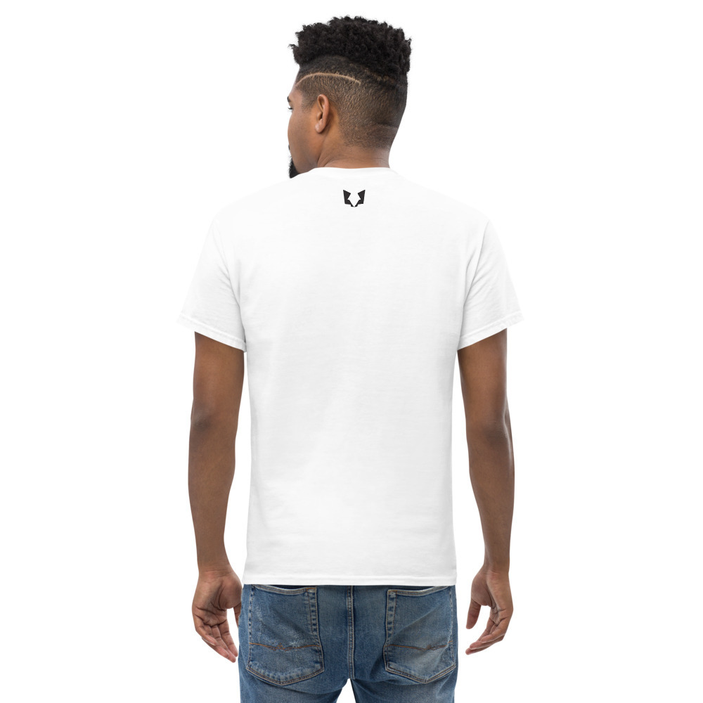 Afbeelding van Twinwulf men T-shirt White