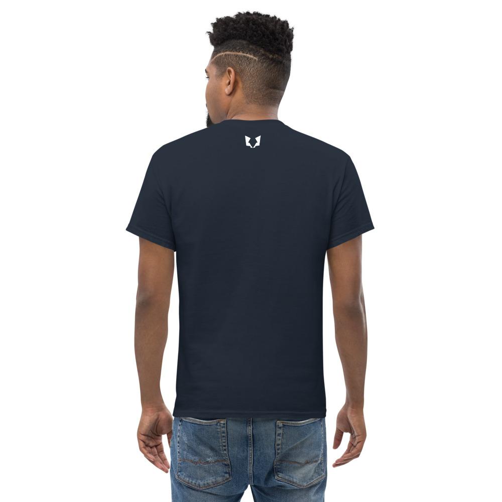 Afbeelding van Twinwulf men T-shirt Navy