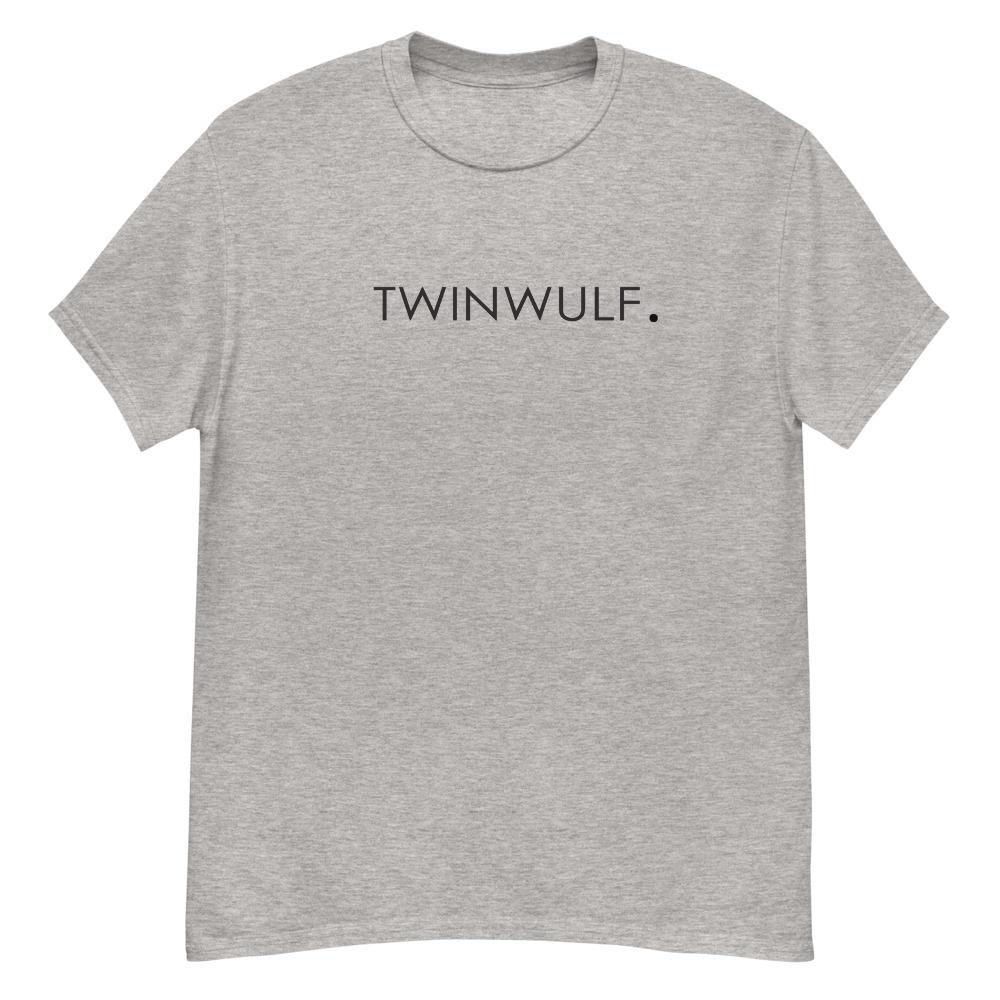 Afbeelding van Twinwulf men T-shirt Grey