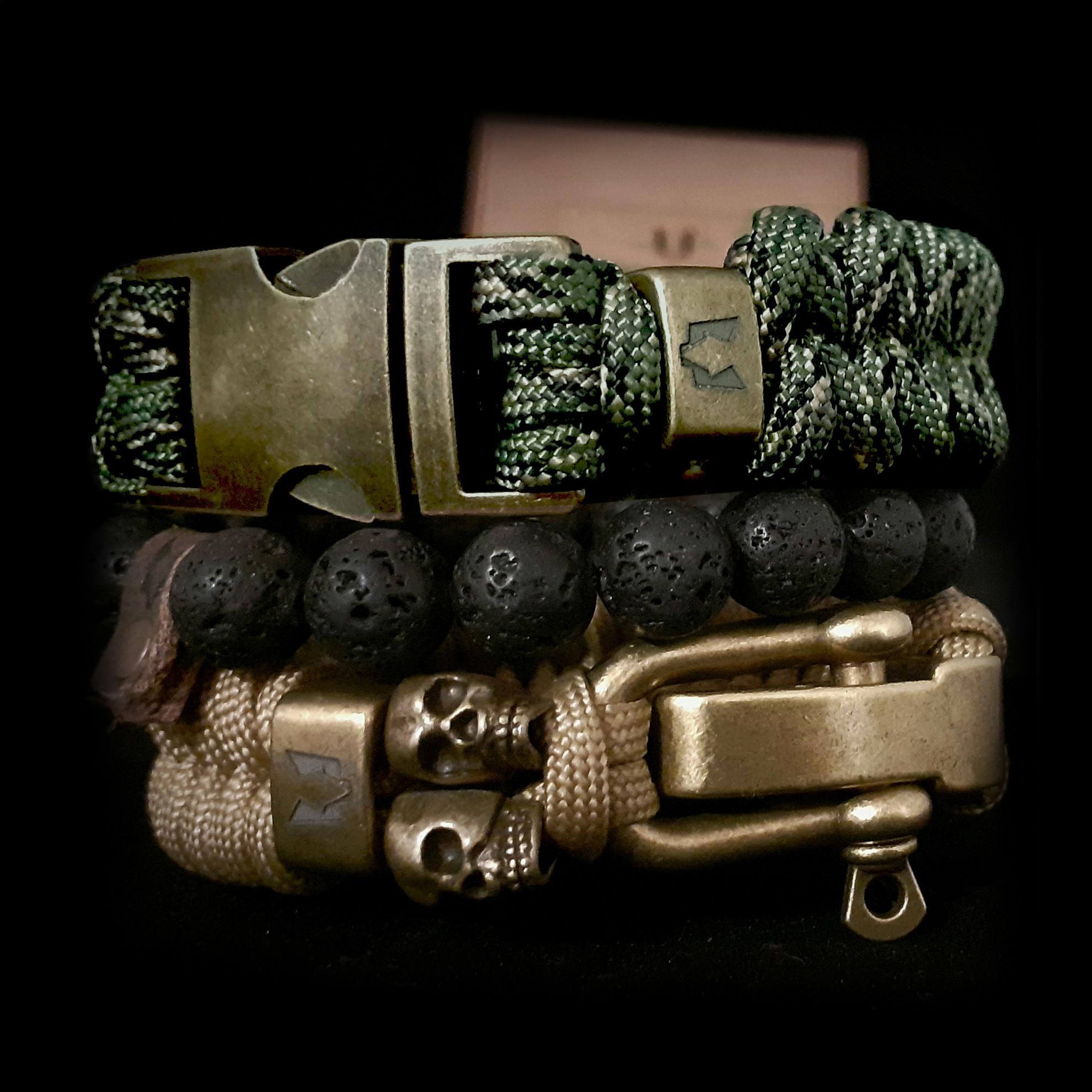 Afbeelding van Bracelet set | Fighter